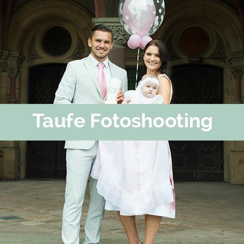 Taufe Fotoshooting